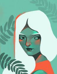 Mint Dreams by Vannelee