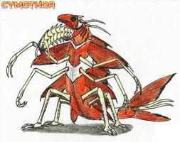 Cymothoa by WoodZilla200