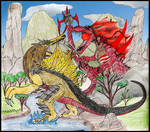 Thaloch vs. Hissatsu