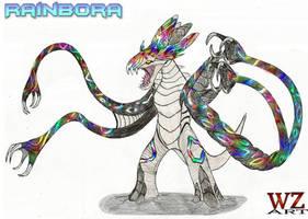 Rainbora by WoodZilla200