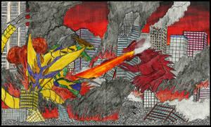 Shellshock vs. Obscurum