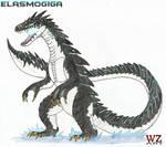 Elasmogiga (color version)
