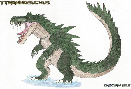 Tyrannosuchus