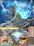 Thunderous Roar and Going Wild Berserk