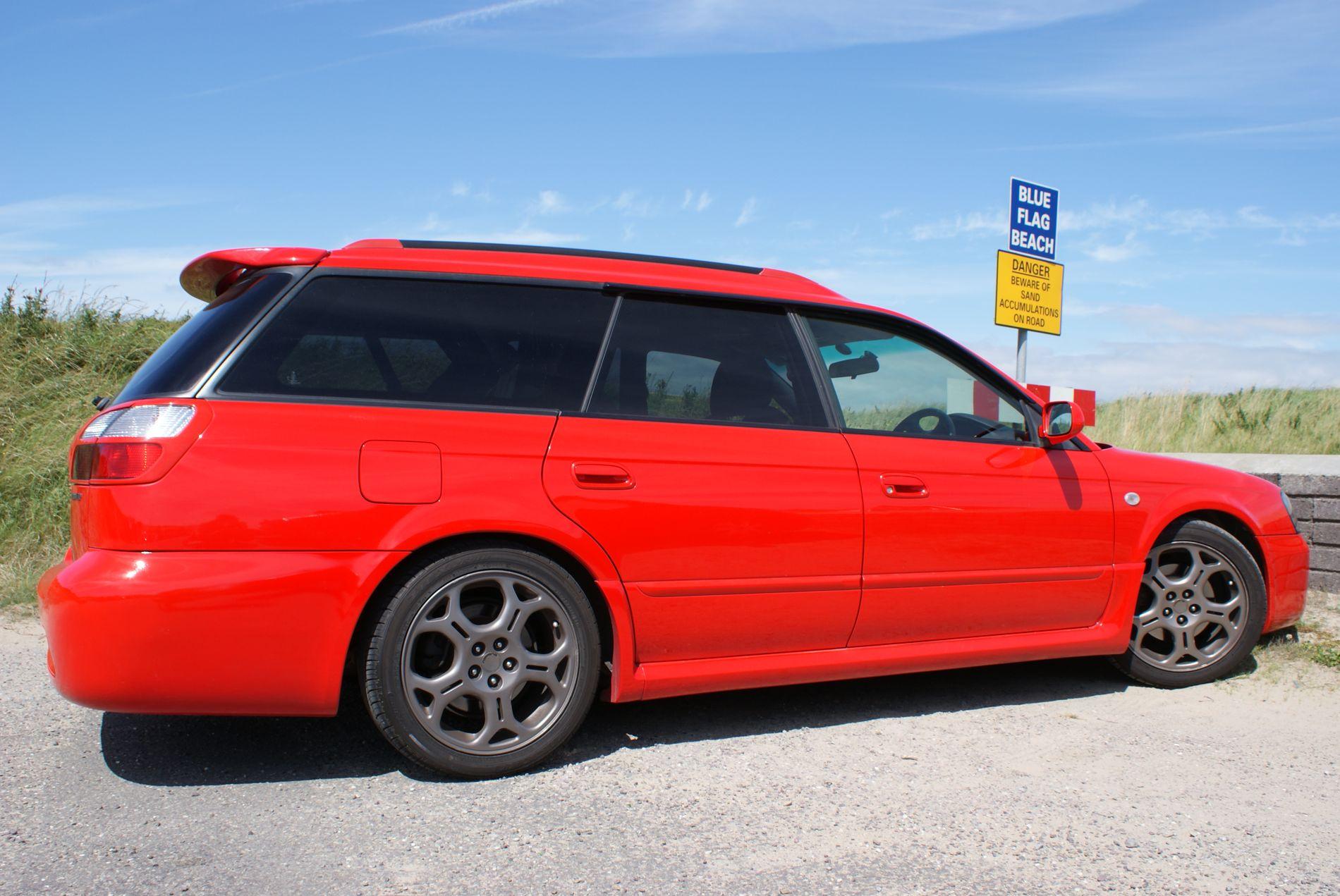 Subaru Premium 2014 >> Subaru Legacy Blitzen BH5 _2 by KasoDaZmok on deviantART