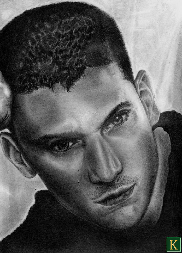 Wentworth Miller by Terry-L-T-Kitto