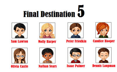 Final Destination 5 by RamonAPLLiar