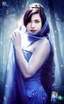 In Blue ..