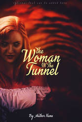 The woman in the tunnel (book cover)