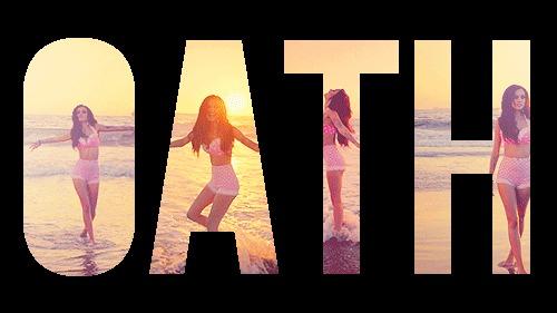 Oath by Cher Lloyd by bellaflora111 on DeviantArt