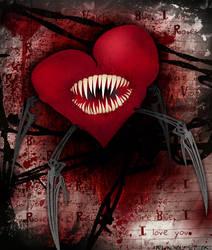Be My Valentine by Melancholy-Scissors