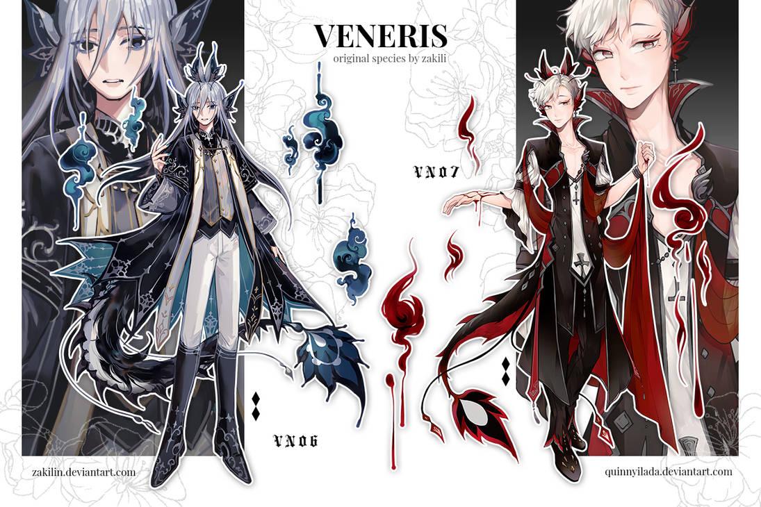 Adoptable Auction |Veneris 06,07 (Open1/2) AB Add!