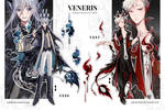 Adoptable Auction |Veneris 06,07 (Open1/2) AB Add!
