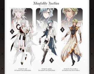Adoptable Auction - Thurible Theme (closed)