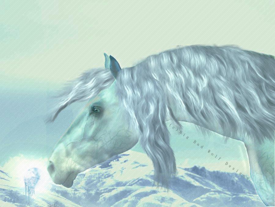 __Winter In My Veins ART TRADE