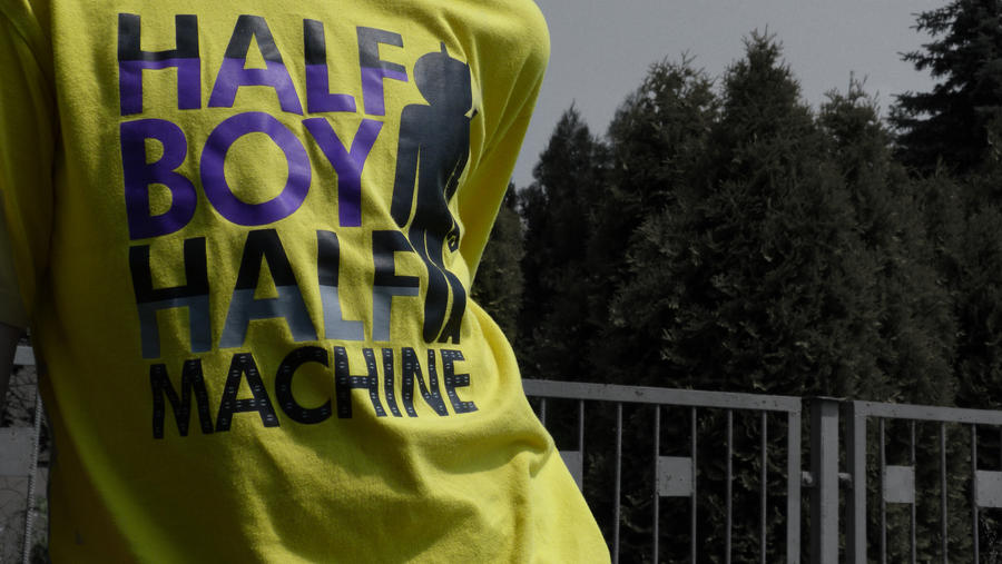 half half machine