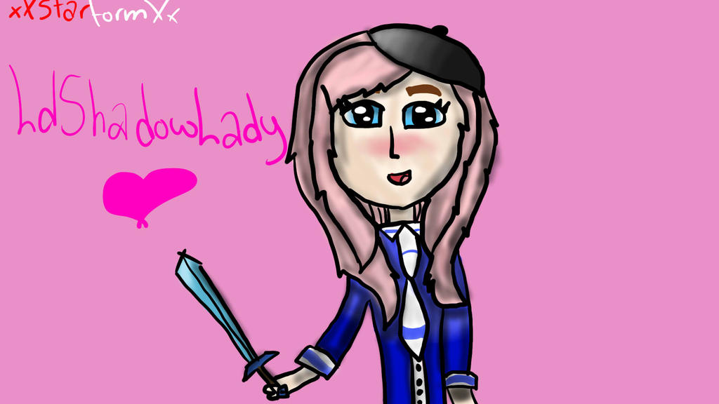 LDShadowLady Fan Art By XXStarformXx On DeviantArt on Ldshadowlady Fan ...