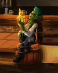 Ayo the Goblin Pirate...