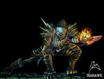 Atrocite the Undead Rogue
