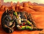 Orc Huntress