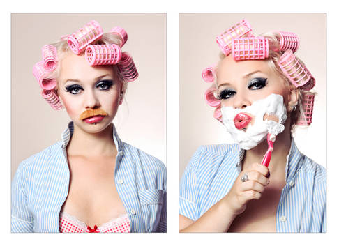 Shaving Time by Fotofeeria