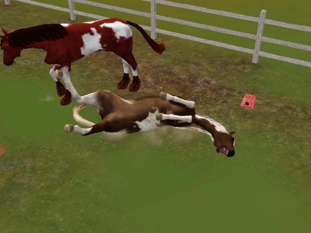 Derpy Horse by BalletGal15