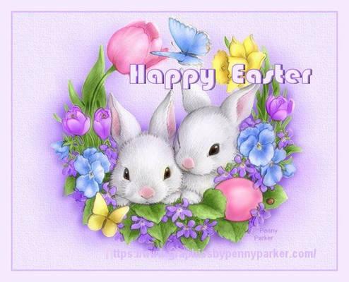 Eastergreetigs