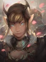 Zelda by makushiro