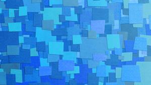 PBS Kids - Cardboard Background (Blue)