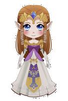 Zelda by SimplyAreios