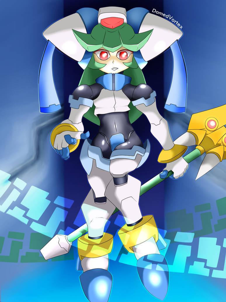 Mega Man ZX, Pandora (Mega Man), Mega Man ZX / 初投稿 - pixiv