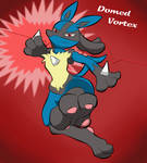 Angry Lucario