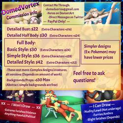 DomedVortex Commission Info