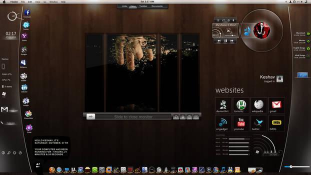 Mac OS look for Windows 7