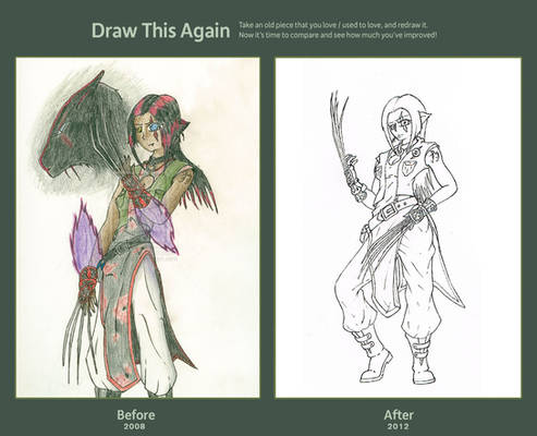 Draw This Again Contest