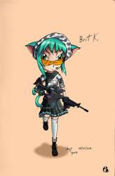 Brit K. Sniper 2 / 3 (Winter Attire)