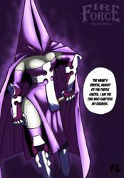 Orochi, Knight of the Purple Smoke