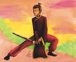 Sokka the Swordmaster