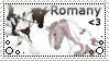 Romany Stamp by Tattered-Dreams