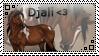 Djali Stamp by Tattered-Dreams