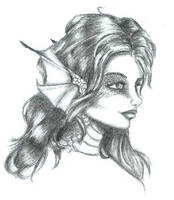 Female Half-Dragon