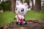 Pandy Paws Pandy Cat plush