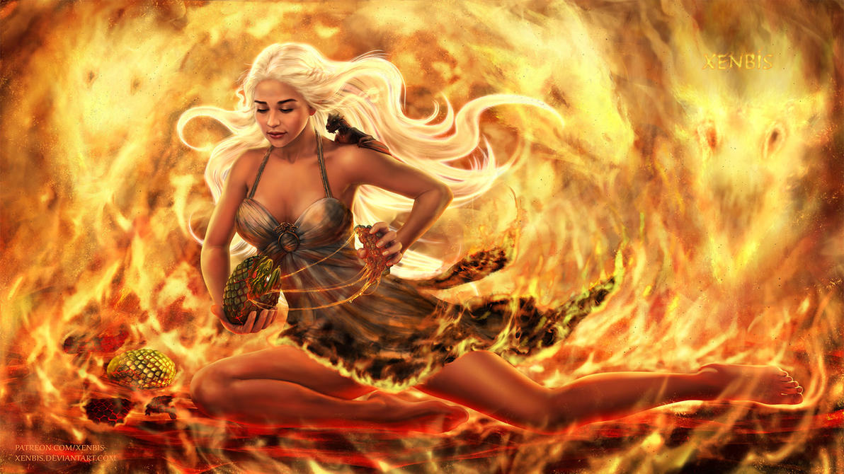 Birth of Dragons by xenbis
