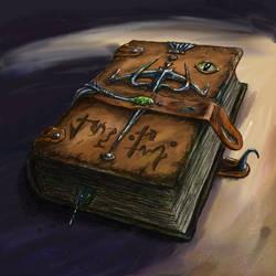 Magic Book by LukasGuerreiro
