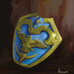 Shield by LukasGuerreiro