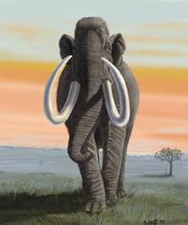 Mamute by LukasGuerreiro