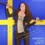 Kristina: MINERVA of the NORTH