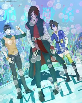 Udon's Angels - Cyberpunk Idols