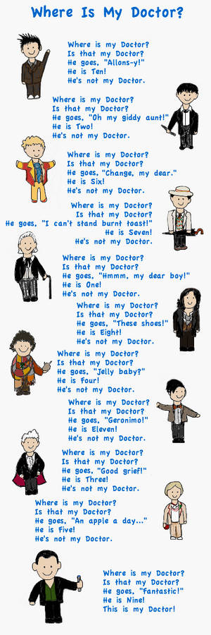 DW:Where Is My Doctor?