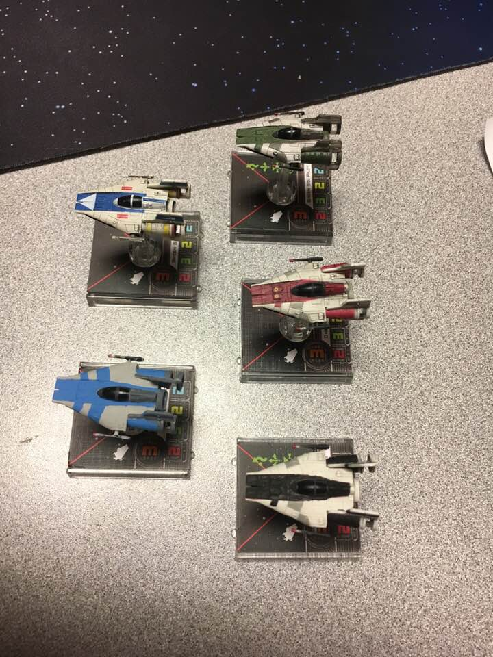 star wars x wing miniatures crackshot a wings by thatguy4802